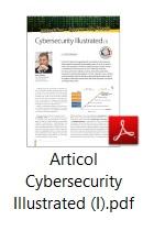Articol Cybersecurity Illustrated (I)