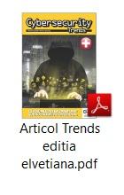 Articol Trends editia elvetiana
