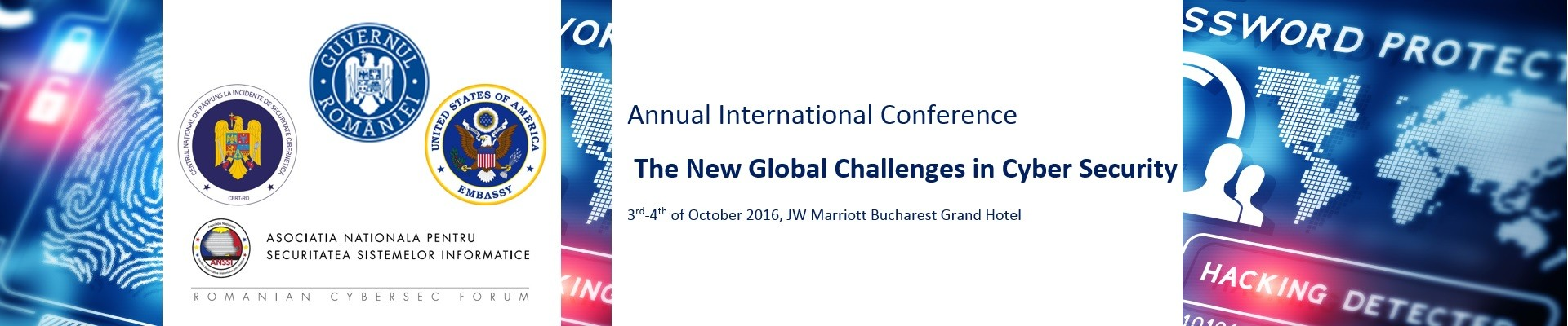 CERT.ro si Forumul ANSSI: Conferinta Internationala sub inalta coordonare a Guvernului Romaniei