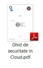 Ghid de securitate in Cloud