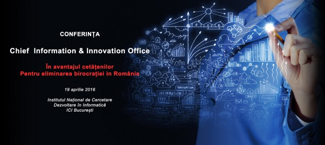 ANSSI – partener al evenimentului Chief Information and Innovation Office