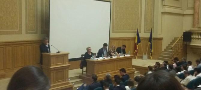 """ANSSI a participat la conferinta """"Digitizarea – Viitorul Europei"""""""