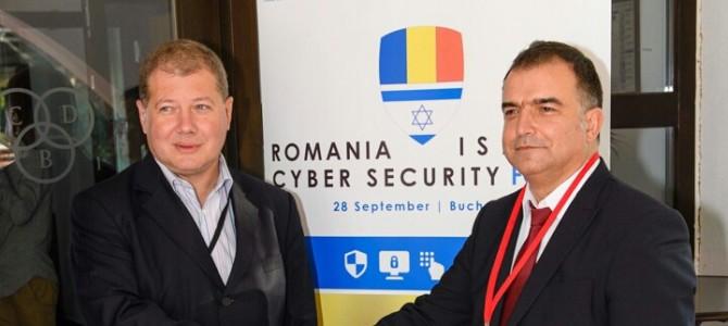 Romania-Israel Cybersecurity Forum