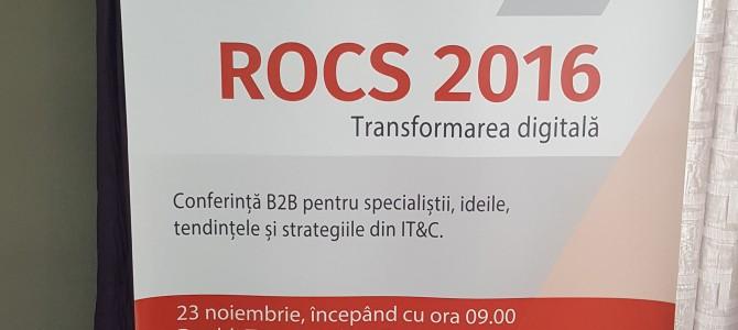 ANSSI la cea de-a 22-a editie a celui mai longeviv eveniment IT&C romanesc – RoCS
