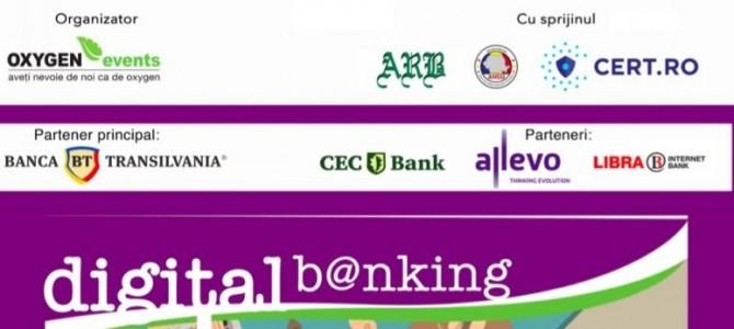 """ANSSI a participat joi, 23 martie, la conferinta """"Digital B@nking"""" organizata de Oxygen Events"""