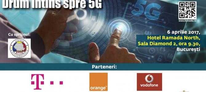 """ANSSI a participat joi, 6 aprilie, la evenimentul aniversar """"20 de ani de telefonie mobila in Romania"""", organizat de Finmedia"""