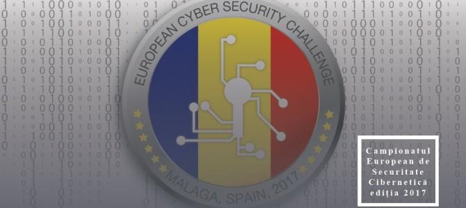 Incep inscrierile pentru Campionatul European de Securitate Cibernetica! Aplica acum!