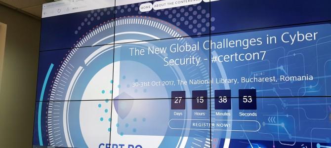 La CERT.ro, discutand despre evenimentele organizate in octombrie – European Cyber Security Month