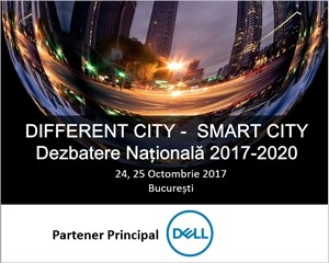Different City: SmartCity - National Debate 2017-2020