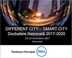 Different City: SmartCity – National Debate 2017-2020
