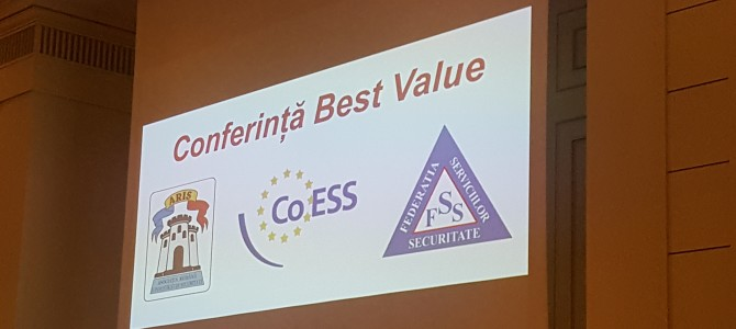 Best Value International Conference 2017