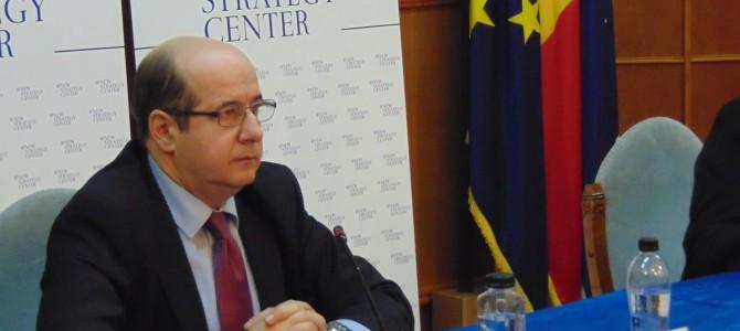 12 decembrie: Intalnire cu Domnul Ambasador Sorin Ducaru