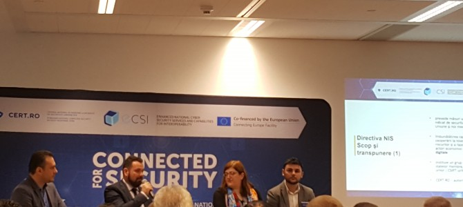 CERT.ro/Lansarea proiectului eCSI!