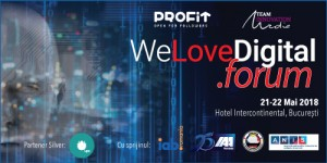 WeLoveDigital Forum 2018 @ Hotel Intercontinental