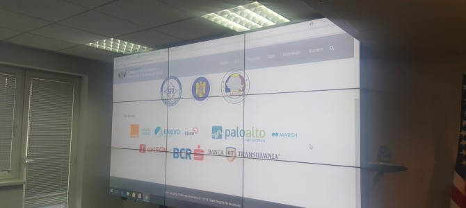A treia sedinta pregatitoare pentru Concursul european de securitate cibernetica 2018