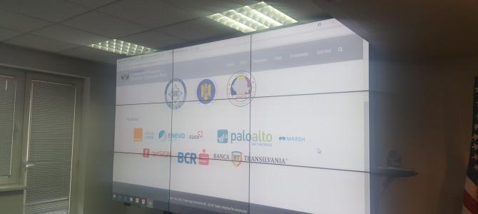 6 februarie: Alaturi de partenerii nostri pregatim Olimpiada Europeana de Securitate Cibernetica