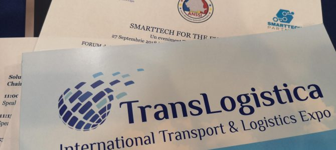 27 septembrie: TransLogistica – cea mai mare expoconferinta de Transport, Logistica, IT si Supply Chain din Romania si din SEE Europei