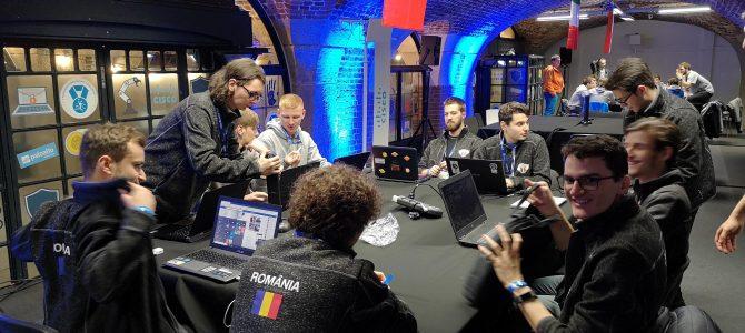 17 octombrie: Final de Campionat European de Securitate Cibernetica – ECSC 2018 Londra