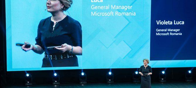 6 noiembrie: Microsoft Business Summit 2018 definește aşteptările pentru un viitor dominat de digitalizare
