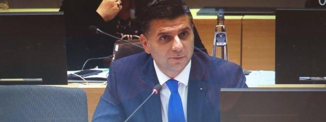 Ministrul Comunicațiilor Alexandru Petrescu: Prioritățile mandatului pentru președinția Consiliului UE se concentrează pe inovare, securitate cibernetică, promovarea competențelor digitale și susținerea implicării femeilor în industria IT
