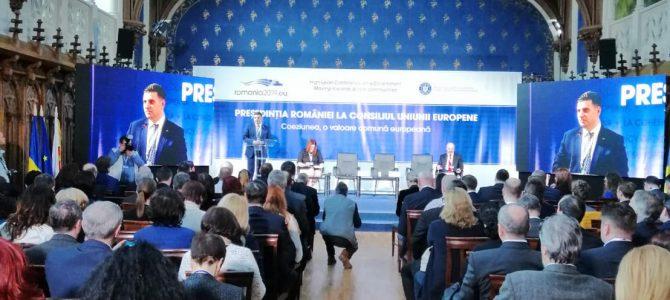 19 februarie, Iasi: Conferinta europeana la nivel inalt privind e-Guvernarea