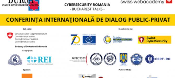 4 iunie / Bursa: Cybersecurity