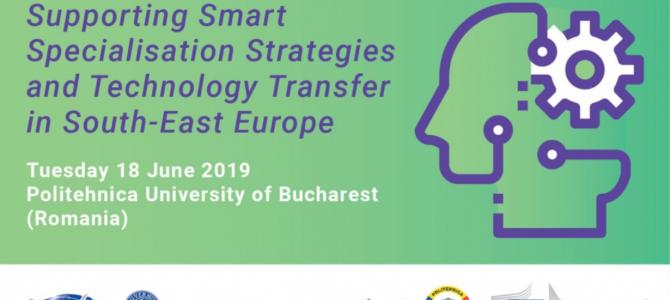 18 iunie / Ministerul Cercetarii: Smart Specialisation Strategies