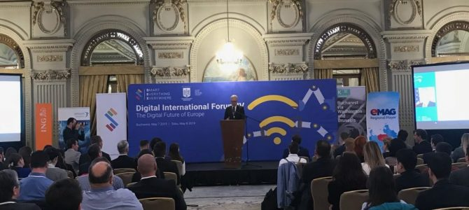 7-8 mai / Digital International Forum