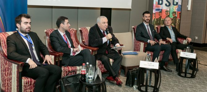 4-5 octombrie / Bucharest Security Conference