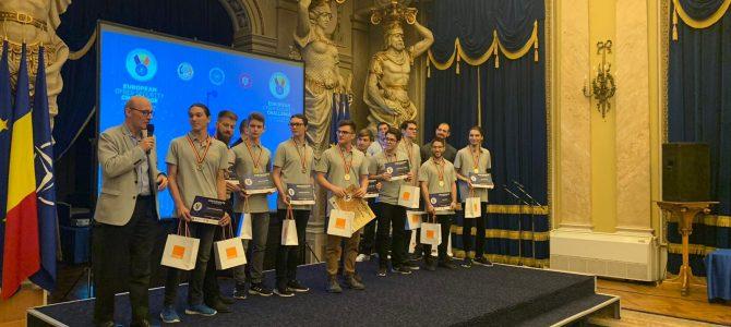 Romania – Campioana Europei la Securitate Cibernetica – competitia in imagini