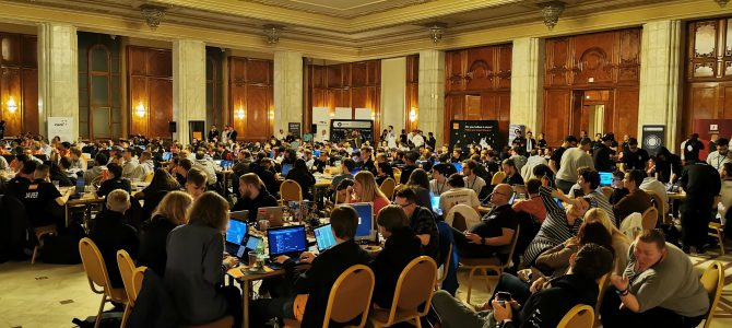 9 octombrie / European Cyber Security Challenge – Competition Day 1