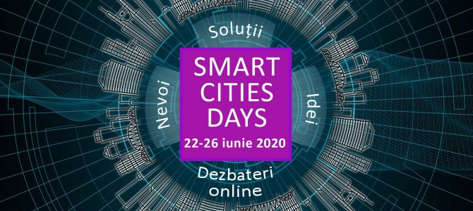 22-26 iunie/Smart Cities Days, eveniment Concord Communication, sustinut de CISCO si ANSSI