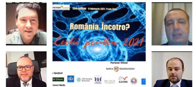11 februarie /  Oxygen Events: Romania, incotro?