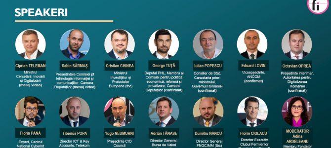 15 iunie / Romania Digitala by Financial Intelligence