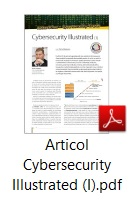 Articol Cybersecurity Illustrated (I)