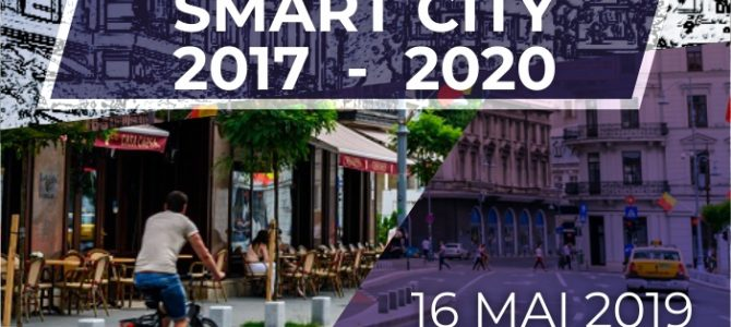 16 mai / Dezbatarea nationala Smart City