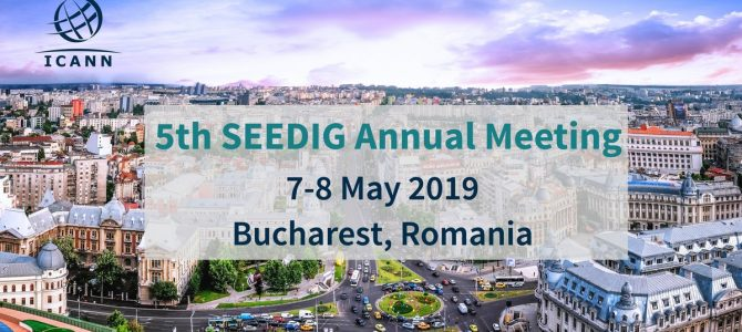 7-8 mai / SEEDIG5@Bucharest