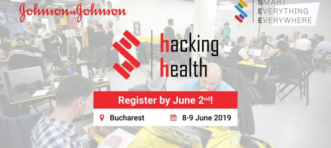 8-9 iunie / Hacking Health 3.0