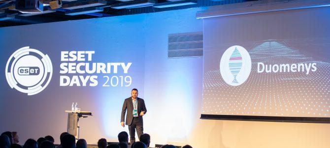 22 noiembrie / ESET Security Days 2019