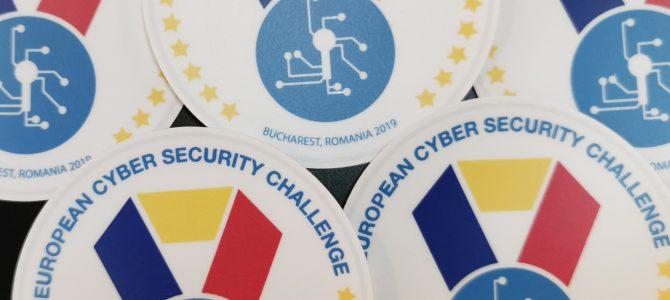 9-10 mai/Preselectia nationala pentru Campionatul European de Securitate Cibernetica