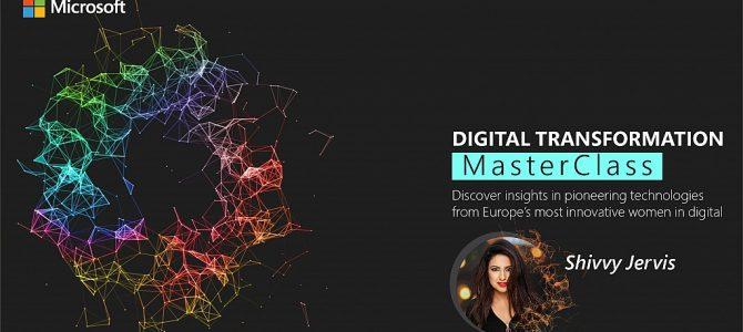 18 iunie/Microsoft Digital Transformation