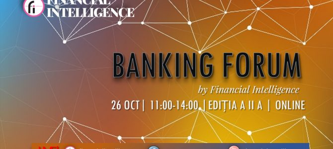 26 octombrie / Banking Forum