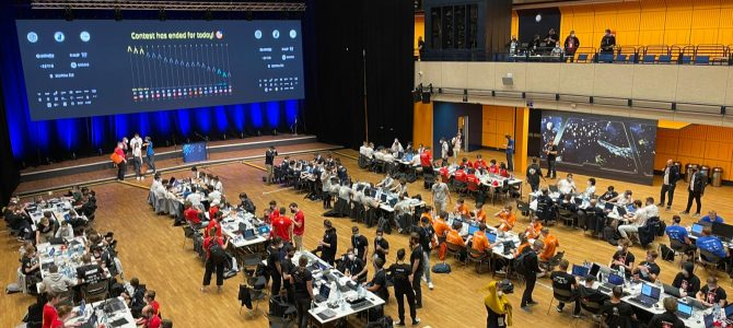 28 septembrie – 1 octombrie / European Cyber Security Challenge